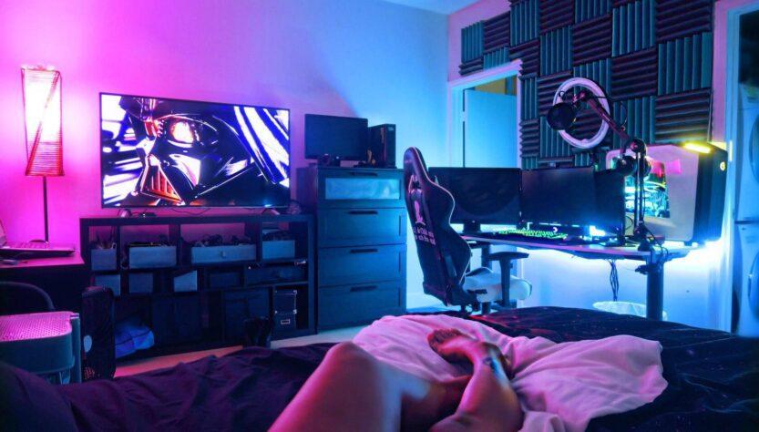 Gaming Set-Up