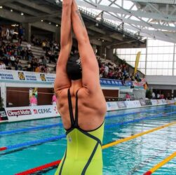 Swimmers Are Hyperlaxity
