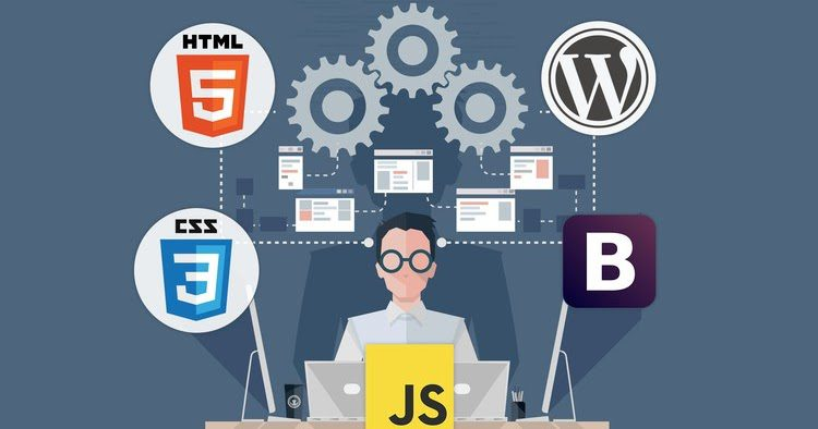 Who is Front End Web Developer