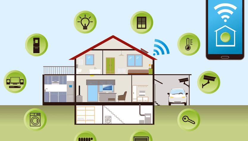 5 Smart Home Automation