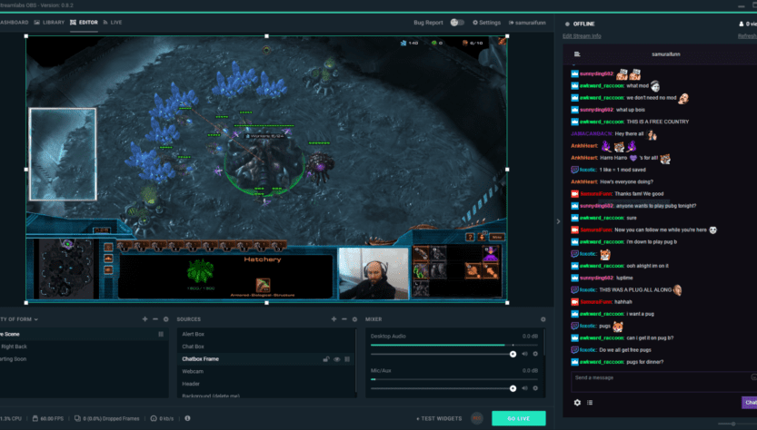 Streamlabs Obs